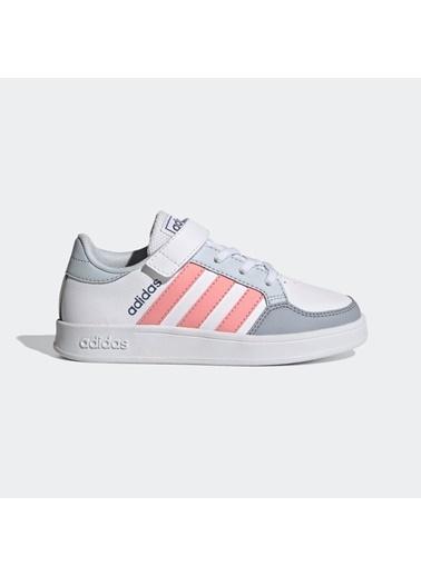 adidas Adidas Kız Çocuk Günlük Spor Ayakkabı Breaknet C Fz0107 Renkli